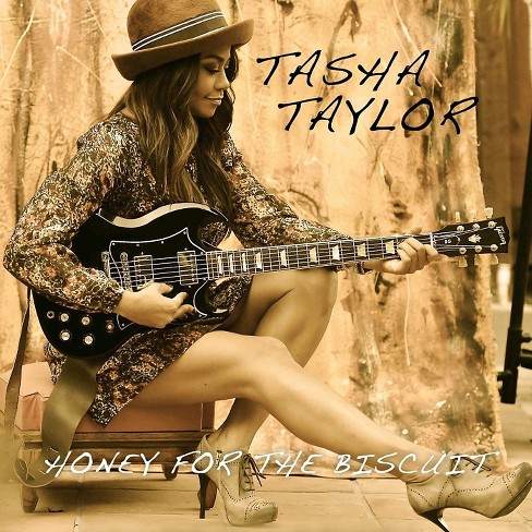Tasha taylor - Honey for the biscuit (CD) - image 1 of 1