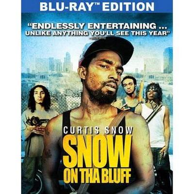 Snow on tha Bluff (Blu-ray)(2015)