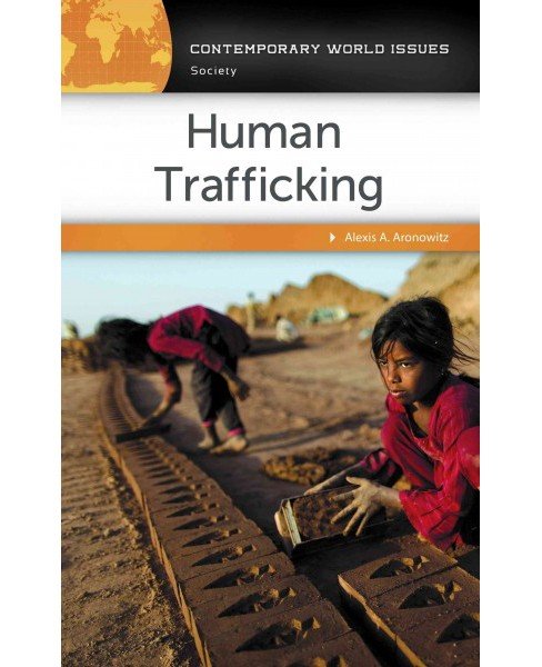 Human Trafficking : A Reference Handbook (Hardcover) (Alexis A. Aronowitz) - image 1 of 1