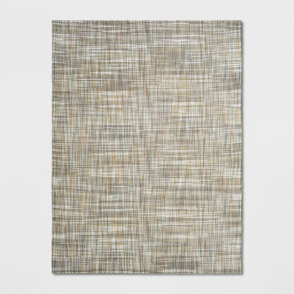 9'X12' Basketweave Tie Dye Design Area Rug Tan - Project 62 was $399.99 now $199.99 (50.0% off)