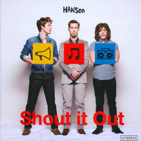 Hanson - Shout it out (CD) - image 1 of 10