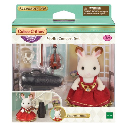 Calico Critters Violin Concert Set - image 1 of 4