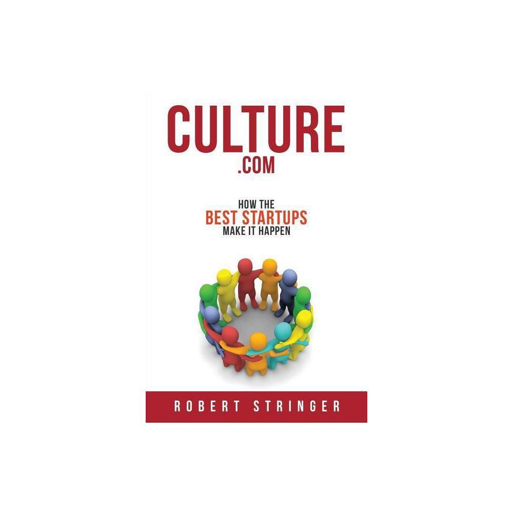 Culture Com By Robert Stringer Paperback