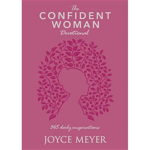The Confident Woman Devotional - by  Joyce Meyer (Leather_bound) - image 1 of 1