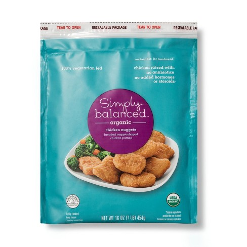 Whole Grain Chicken Nuggets 16oz Simply Balanced
