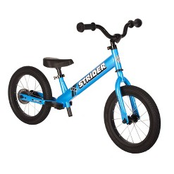 Strider 14x Sport Kids' Balance Bike - Blue
