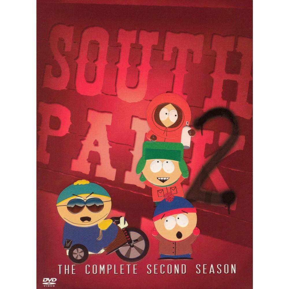South Park: The Complete Second Season (3 Discs) (DVD) Compare