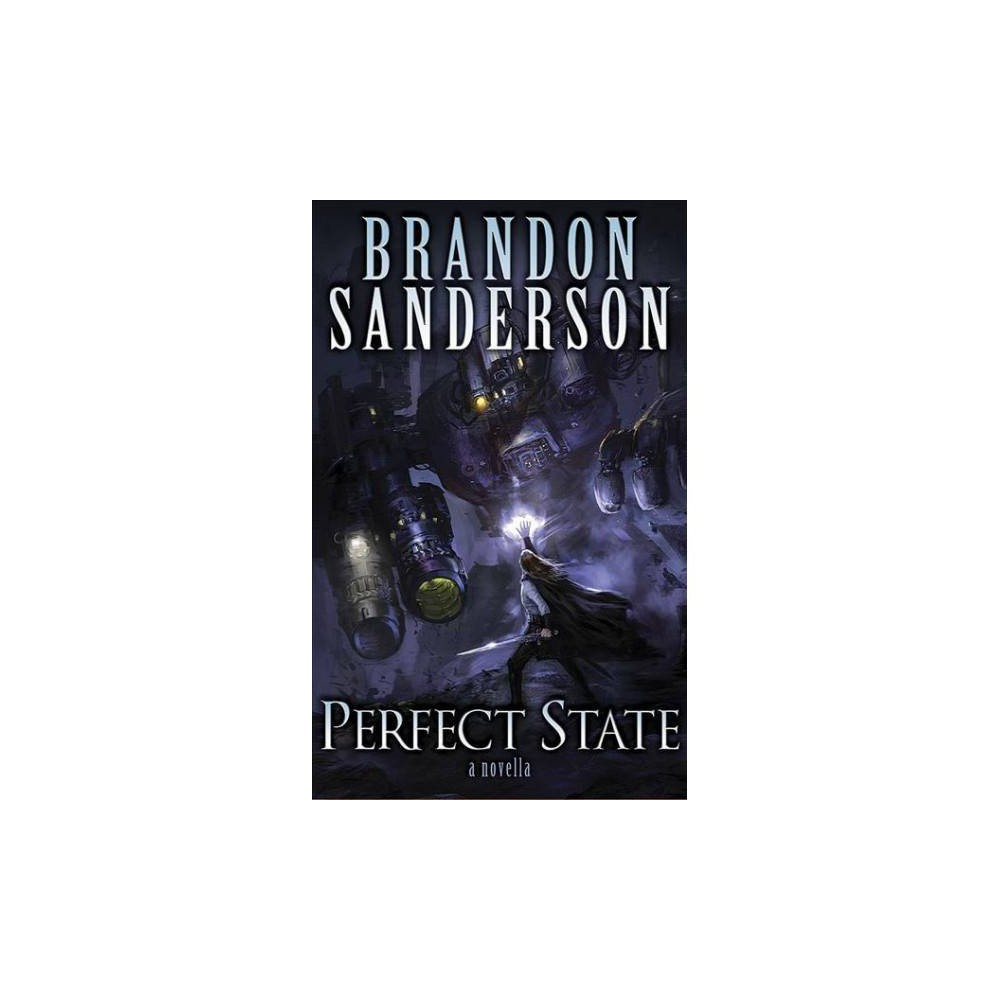 Perfect State - Unabridged by Brandon Sanderson (CD/Spoken Word)