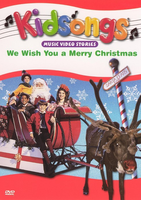 Kidsongs:We wish you a merry (DVD) - image 1 of 1