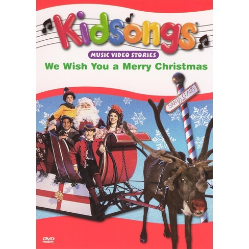about this item - Kidsongs We Wish You A Merry Christmas