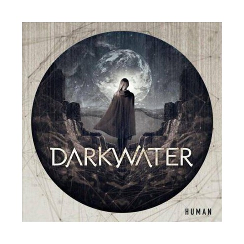 Darkwater - Human (CD) - image 1 of 1