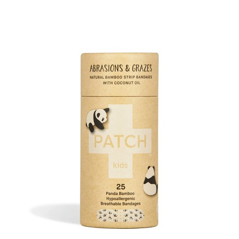 PATCH Bamboo bandages with Coconut Oil - 25ct - image 1 of 3