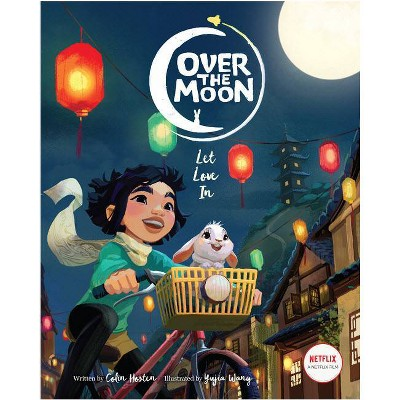 Over the Moon: An Original Picture Book (Board Book)