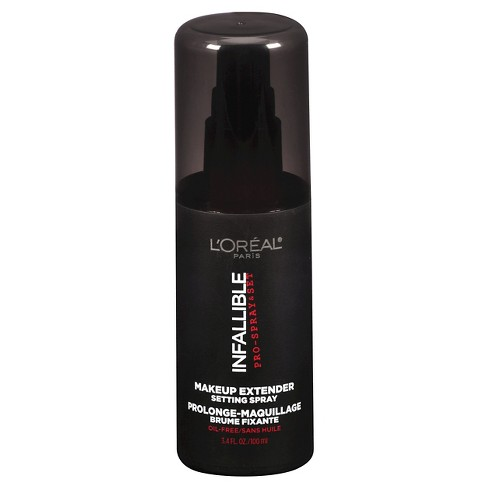L'Oreal Paris Infallible Pro-Mist & Fix Spray 215 Finishing Spray 3.4 fl oz - image 1 of 3