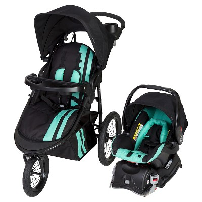 Baby Trend® Cityscape Jogger Travel System -Vivid Green