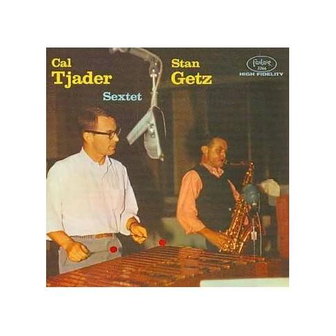 Stan (Sax) Getz - Stan Getz/Cal Tjader Sextet (CD) - image 1 of 1