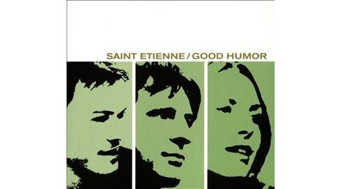 Saint Etienne - Good Humor (CD) - image 1 of 1