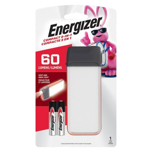 Energizer 2 in 1 LED Fusion Compact Flashlight - image 1 of 2