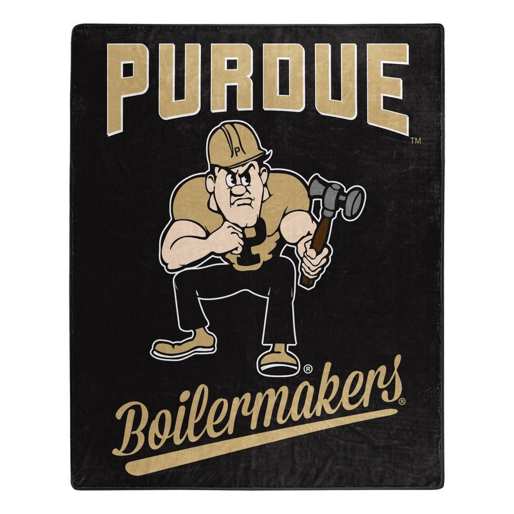 Ncaa Purdue Boilermakers Throw Blankets