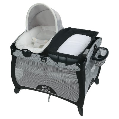 Graco Quick Connect Portable Napper - Asher