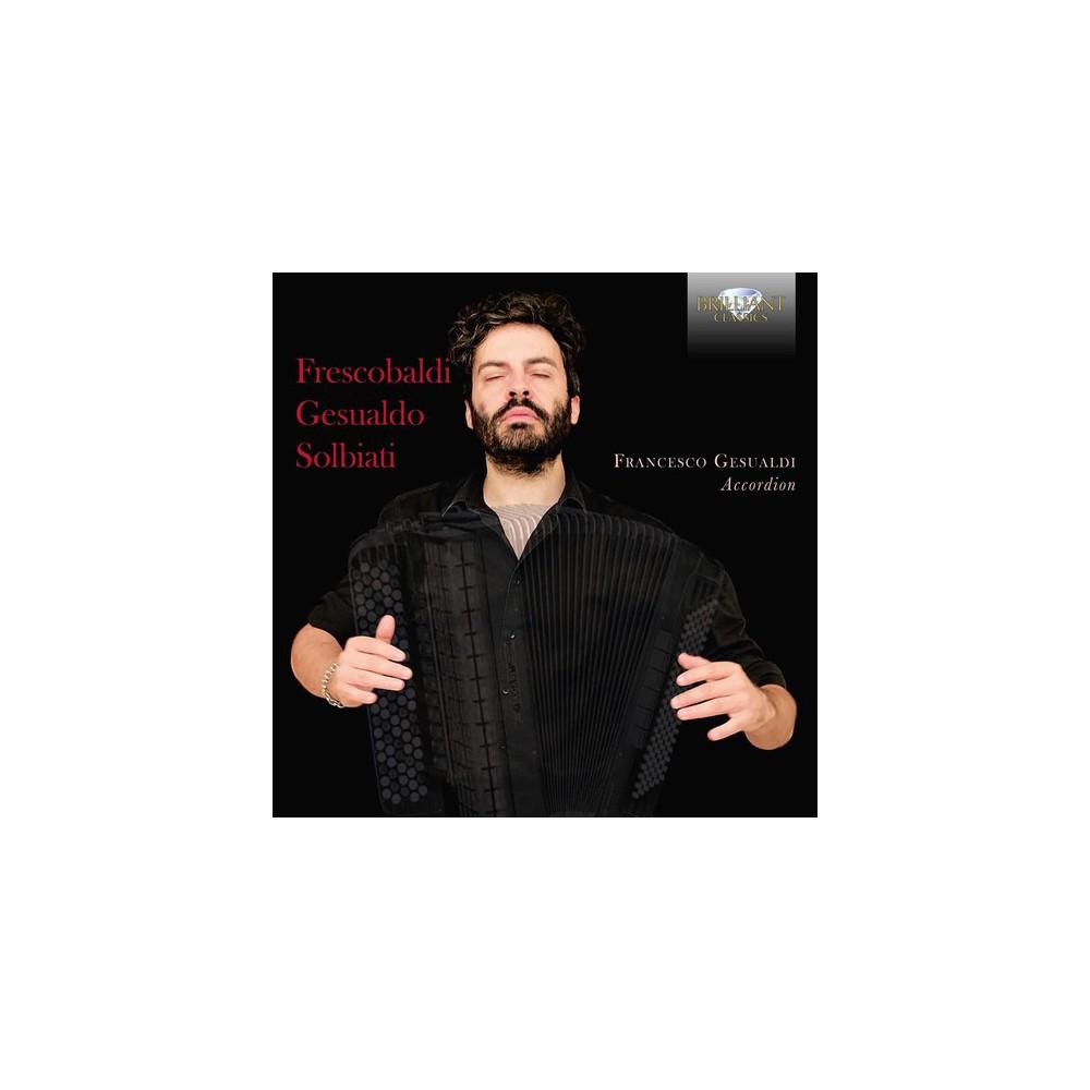 Francesco Gesualdi - Music For Accordion (CD)