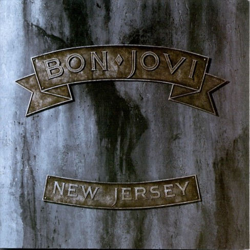 Bon jovi - New jersey (CD) - image 1 of 1