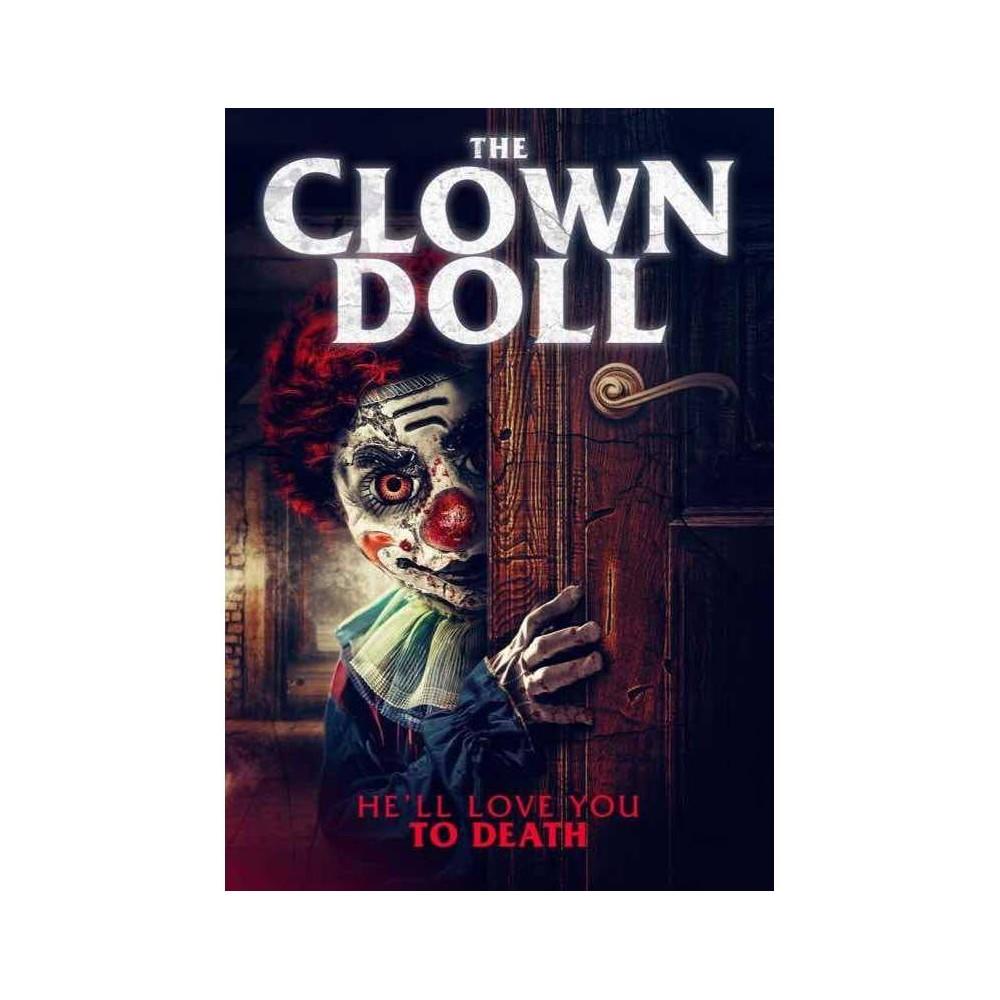 The Clown Doll Dvd 2021