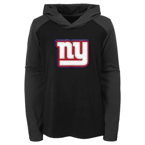 cc40a9fb NFL New York Giants Boys' Sprint Out Lightweight Hoodie - XL