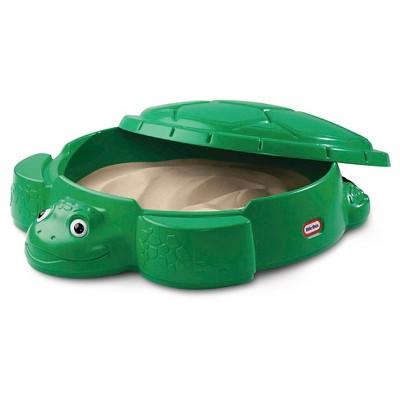 Little Tikes Green Turtle Sandbox