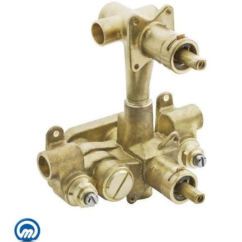 "Moen 3350 1/2"" Sweat (Copper-to-Copper) Moentrol Pressure Balancing Rough-In Valve - image 1 of 1"