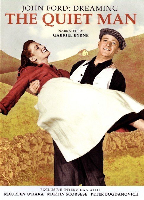 John ford:Dreaming the quiet man (DVD) - image 1 of 1