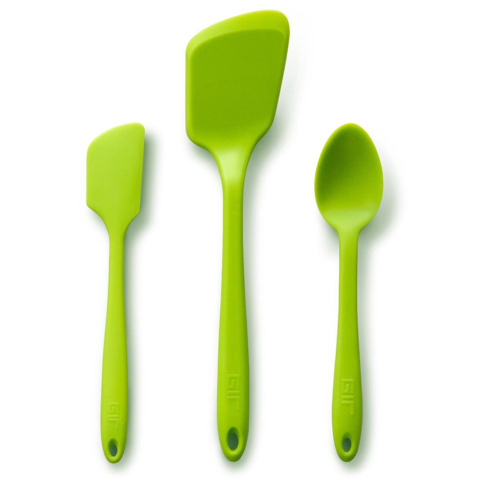 Gir Mini Silicone Kitchen Tool 3pc Set Lime (Green)