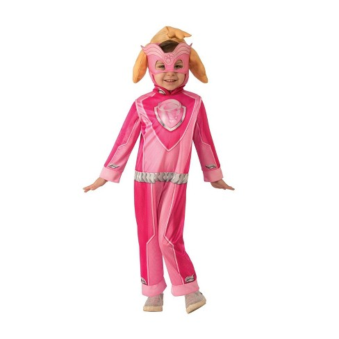 Girls' Paw Patrol Skye Halloween Costume - image 1 of 1