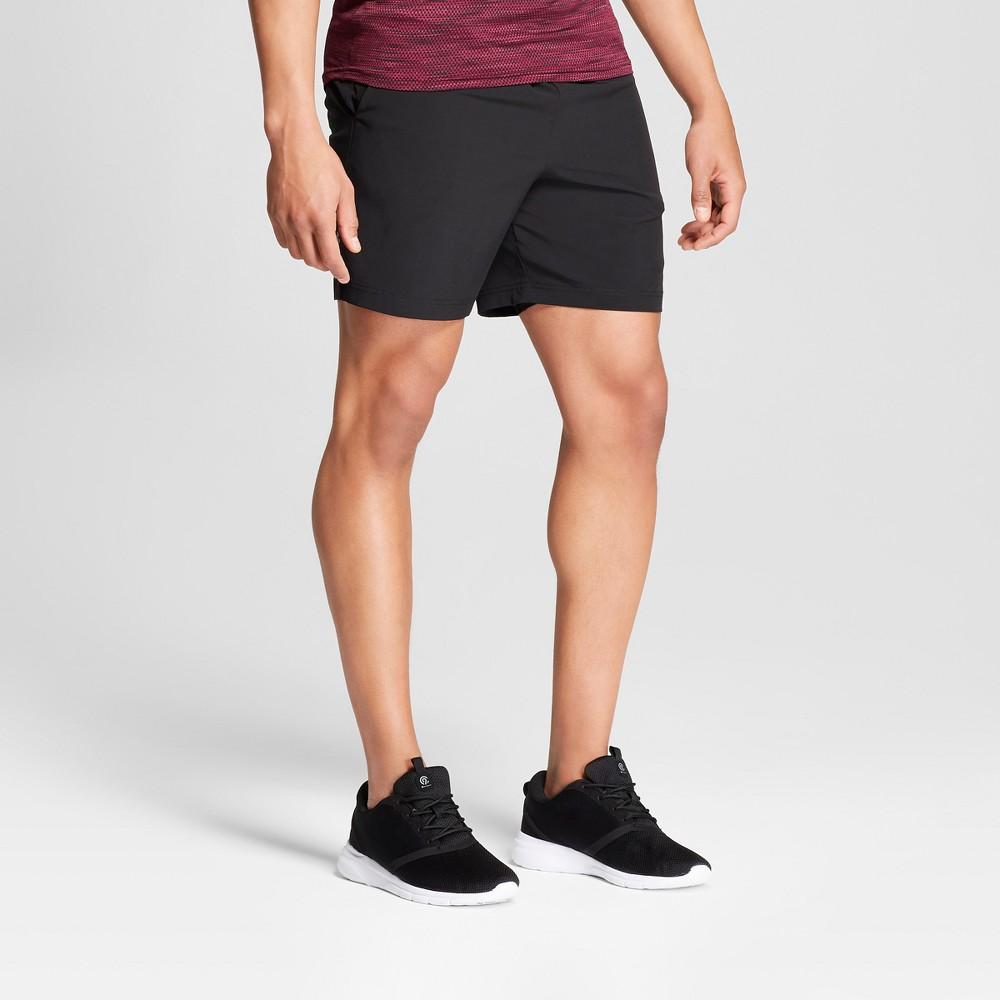 Men's 7 Inch Running Shorts - C9 Champion Black XL