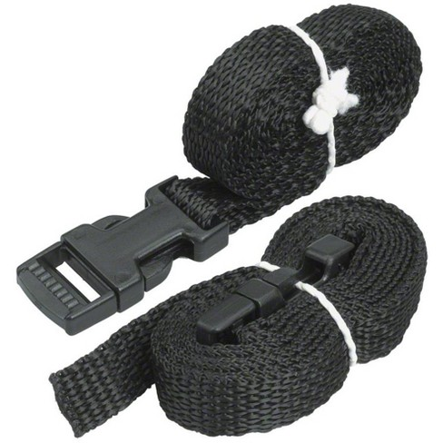 Saris Hitch Rack Wheel Straps Sold as a Pair Plastic Buckle Bike Rack Accessory - image 1 of 1