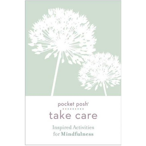 Take Care: Inspired Activities For Mindfulness (Paperback) - image 1 of 1
