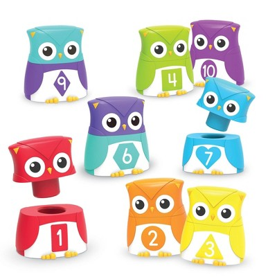 Learning Resources Snap-n-Learn Owls