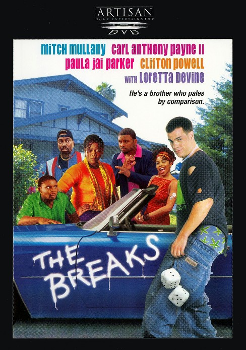Breaks (DVD) - image 1 of 1