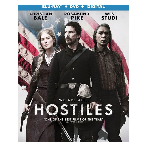 Hostiles (Blu-ray + DVD + Digital) - image 1 of 1