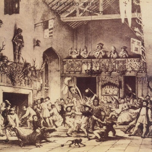 Jethro tull - Minstrel in the gallery (CD) - image 1 of 3