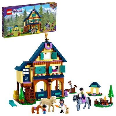 LEGO Friends Forest Horseback Riding Center 41683 Building Kit