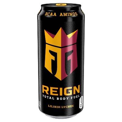 Reign Lilikoi Lychee Energy Drink - 16 fl oz Can