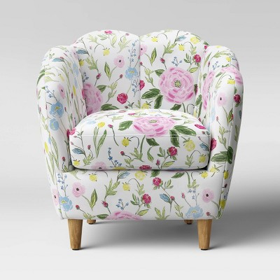 Waterville Upholstered Accent Chair Floral - Opalhouse™