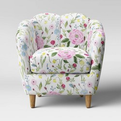 Waterville Upholstered Accent Chair - Threshold™