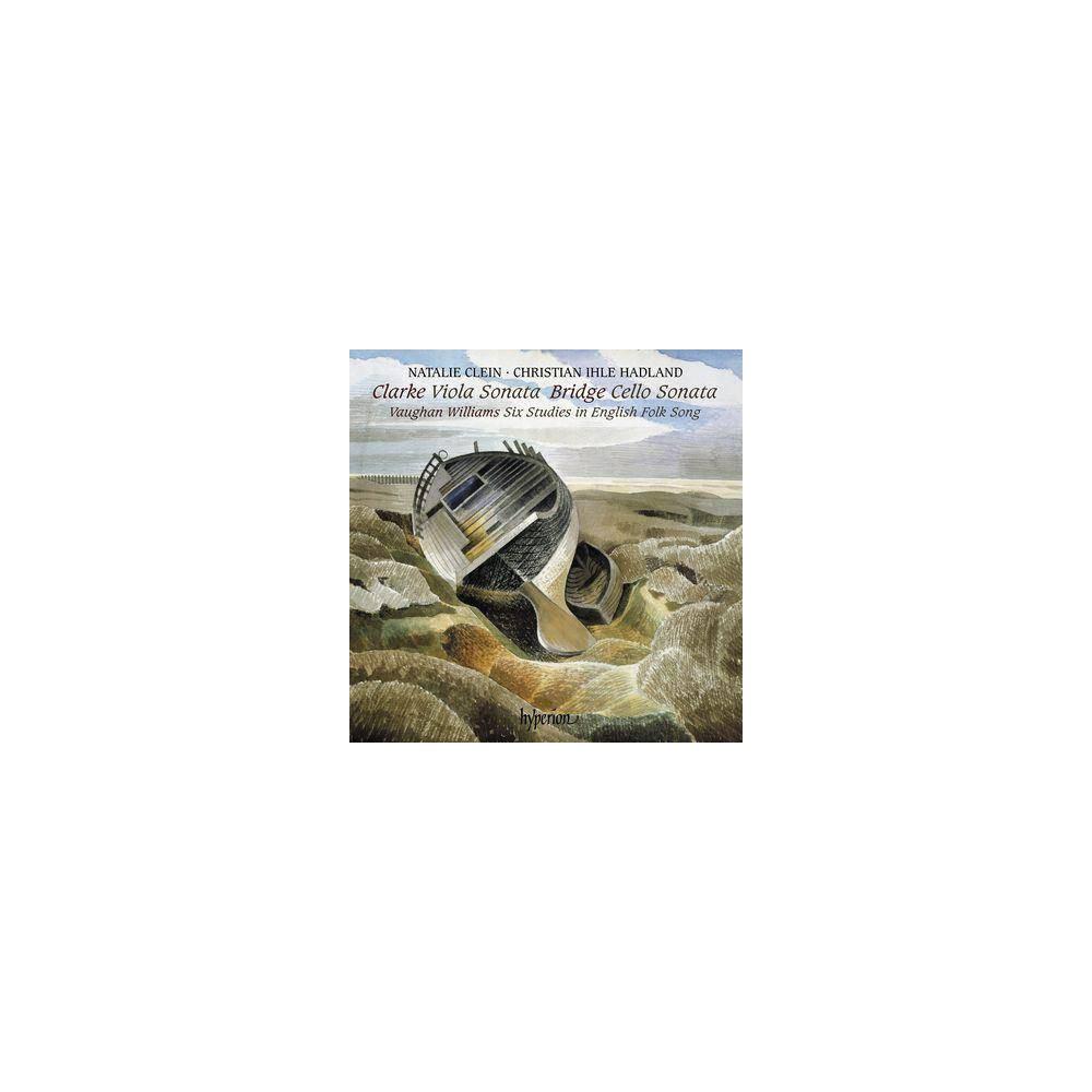 Natalie Clein - Works By Rebecca Clarke Bridge & Vaughan Williams (CD) Best