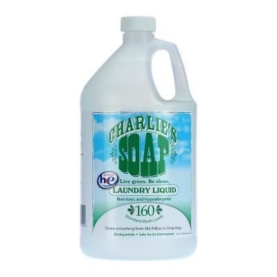 Charlie's Soap Liquid Laundry Detergent - 128oz
