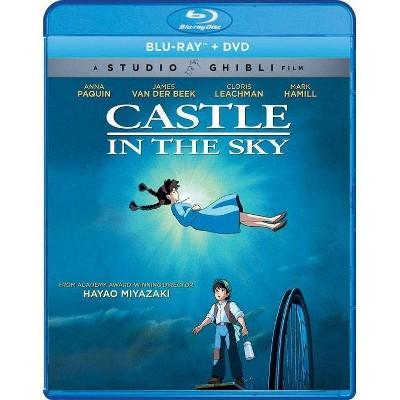 Castle in the Sky (Blu-ray)(2017)