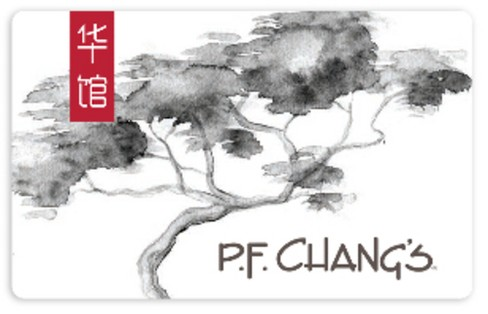 P.F. Changs Gift Card - image 1 of 1