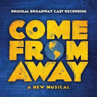 Various Artists - Come From Away (Original Broadway Cast Recording) (2 LP) (Blue) (EXPLICIT LYRICS) (Vinyl)