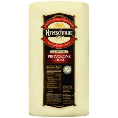 Kretschmar Provolone Cheese - price per lb